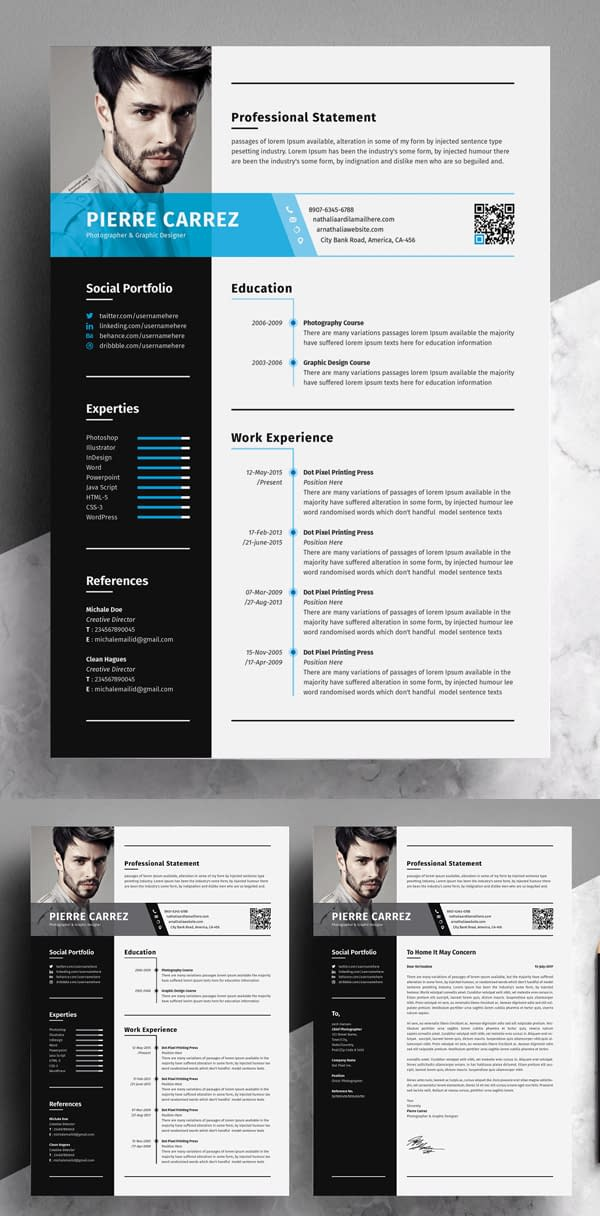 Best Modern Resume Template