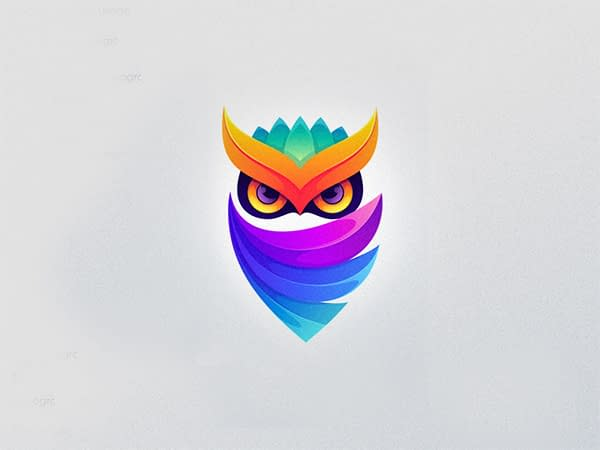 Colorful Own Logo Design