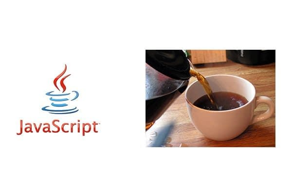 Javescript and java picture.