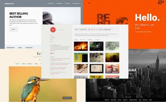 Five WordPress themes that could work for your resume website