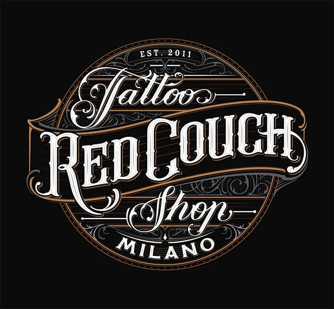 Red Couch Shop by Mateusz Witczak