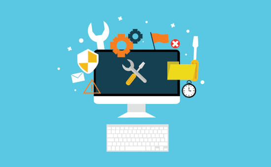 Troubleshooting issues caused by maintenance tasks themselves